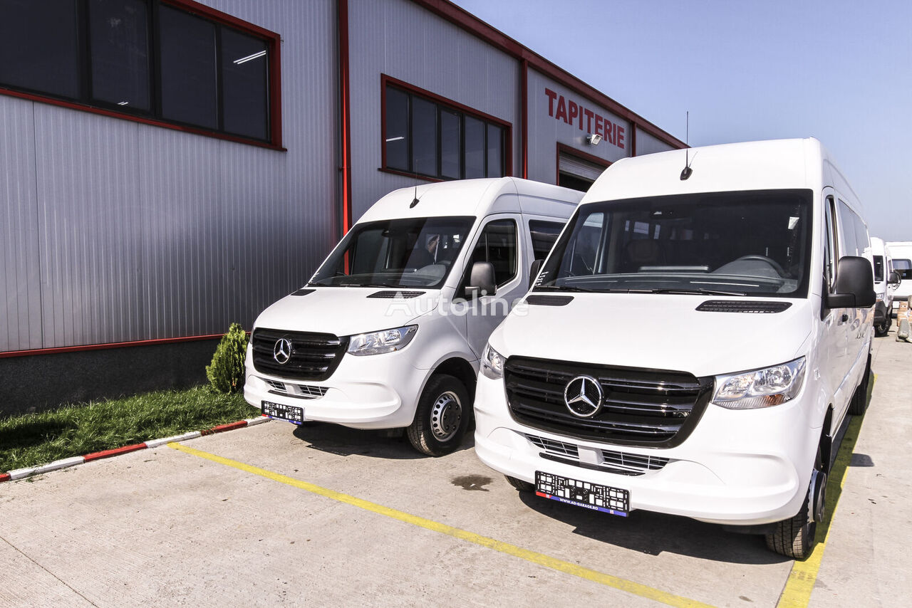 furgoneta de pasajeros MERCEDES-BENZ Idilis 519 19+1+1 *COC* Ready for delivery nueva