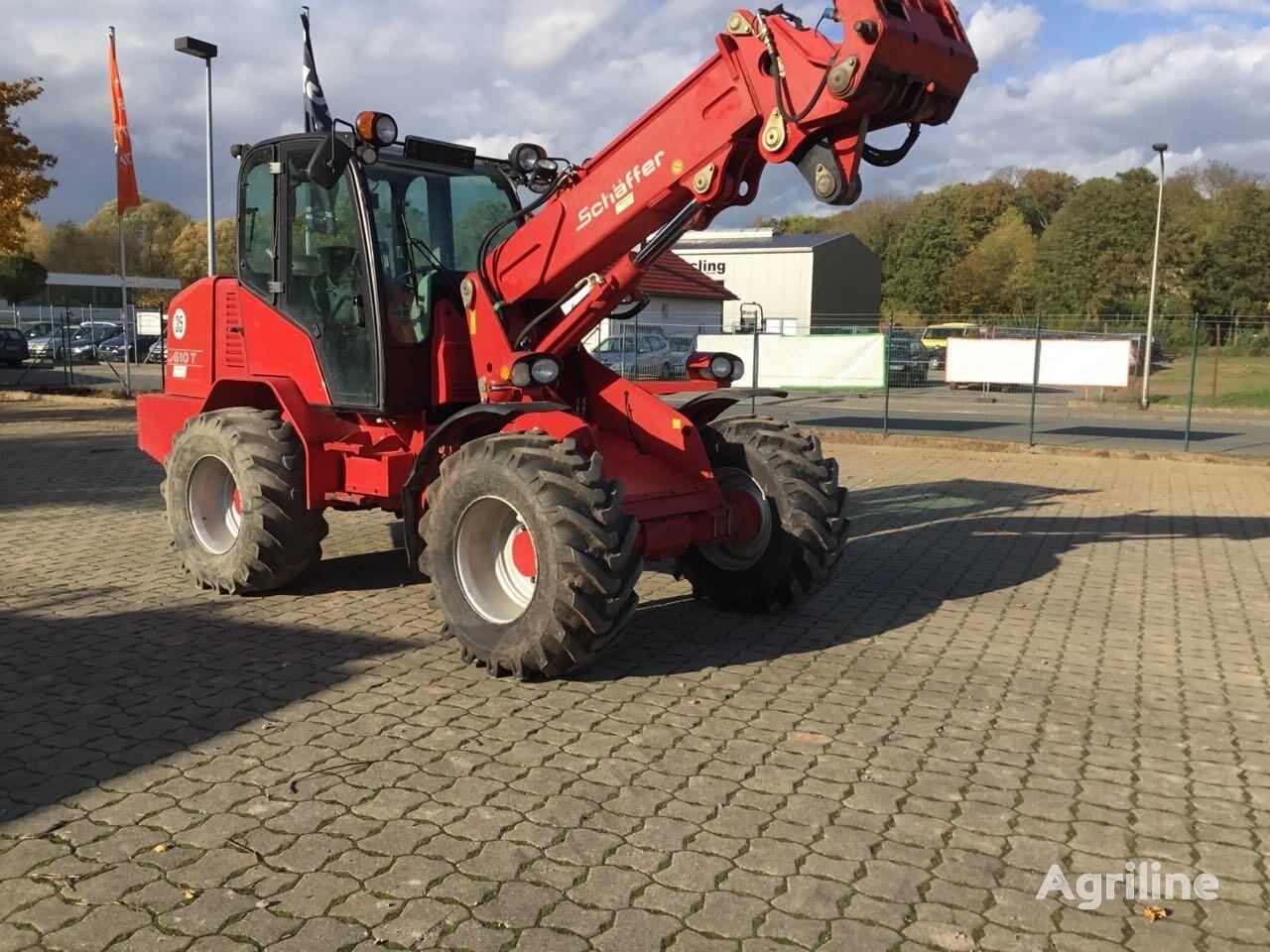 Schaffer 9610 T tractor de ruedas