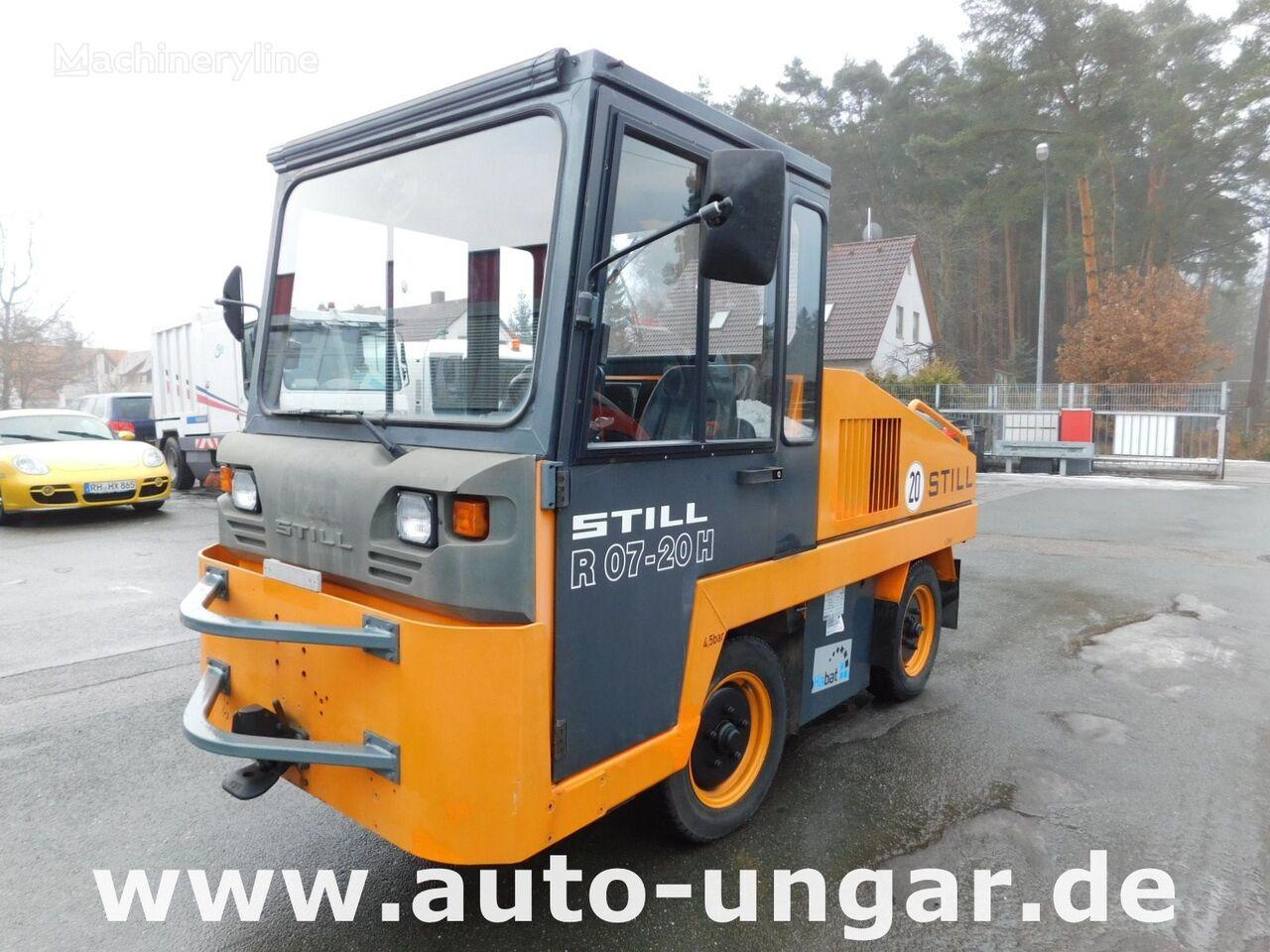 STILL R07-20H Hybrid Diesel - Elektro Schlepper Zugmaschine tractora especial
