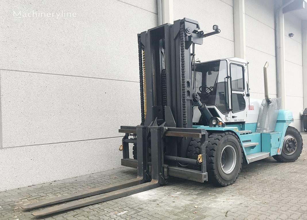 carretilla elevadora pesada KONECRANES 16-900B