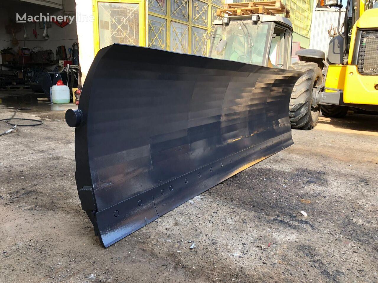elementos de sujeción snow plow blade YTO para retroexcavadora