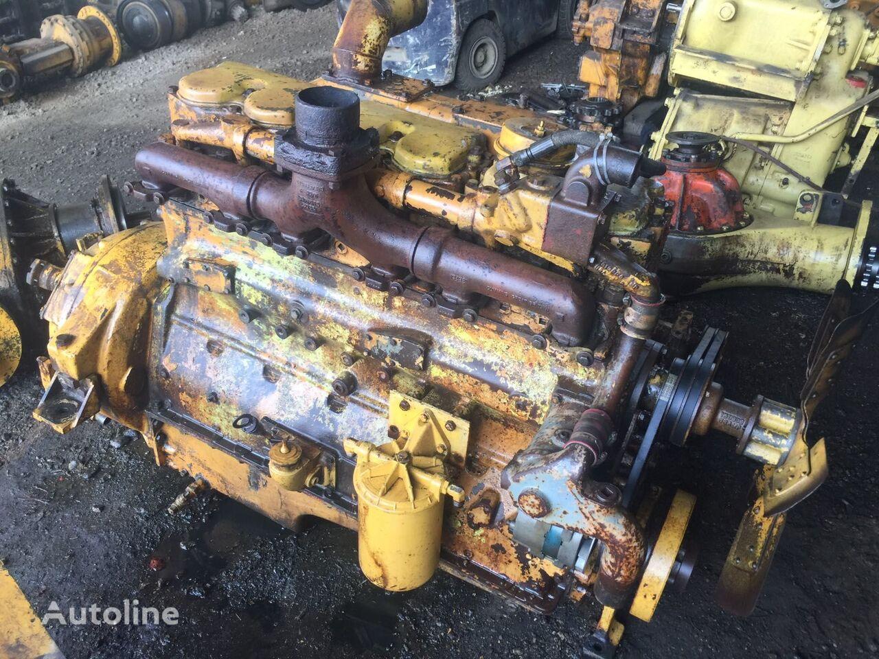 USED CUMMINS H743C H743 H743C145 H743C160 DIESEL NON TURBO motor para CUMMINS motoniveladora