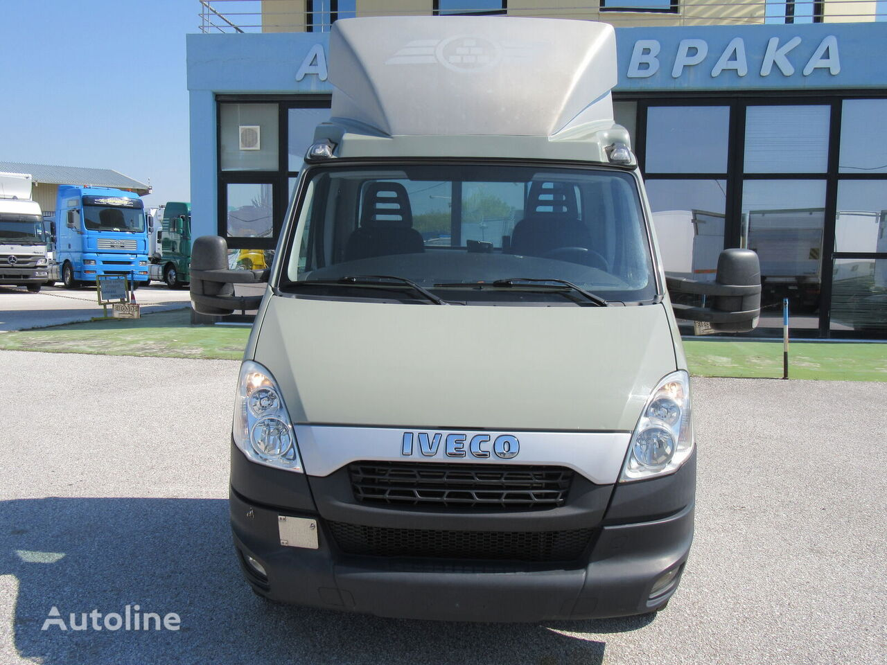 IVECO 50C21T DAILY /EURO 5b. camión chasis < 3.5t